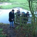 STS scholars discover the English countryside.